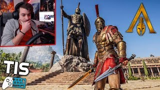 Η ΟΔΥΣΣΕΙΑ! - Assassin's Creed Odyssey | #3 | TechItSerious