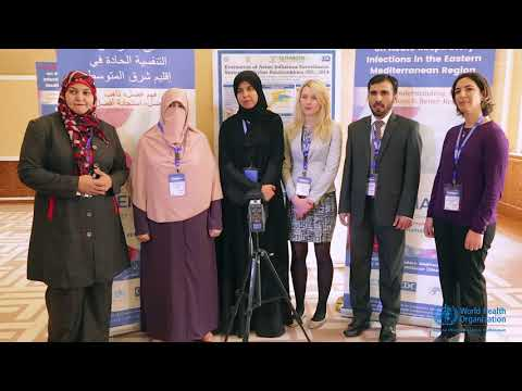 Junior public health researchers, scientists share their experiences at #EMARISCONF2017