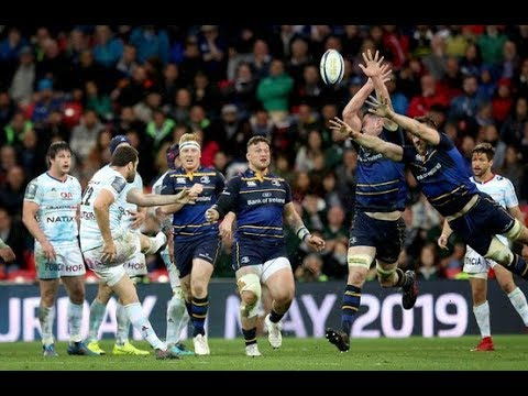 Leinster Domination - what's next? how did Racing get so close? Munster, James Ryan | AM Rugby