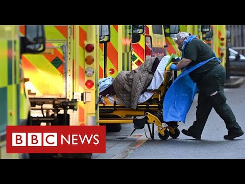 Why is UK death rate among highest in world? - BBC News