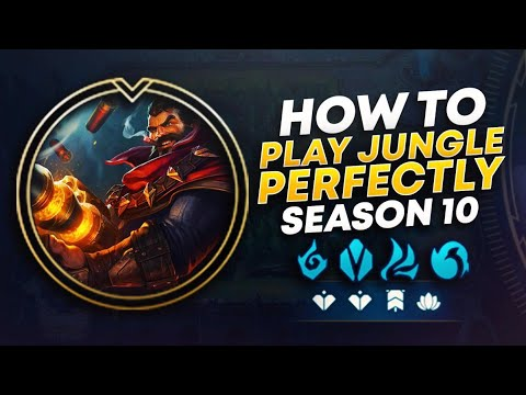 HOW TO JUNGLE PERFECTLY IN SEASON 10 | League of Legends
