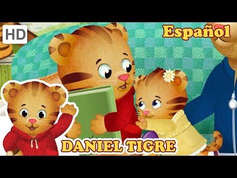 Daniel Tigre en Español - ¡Quiero Estar Solo!