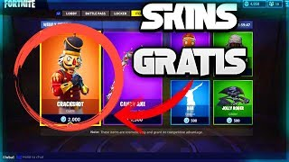HOW TO GET FREE PAVos [FORTNITE] FREE SKINS!!