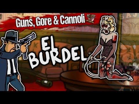 LIMPIEZA de ZOMBIES en el BURDEL!! - CAP 3 | Guns Gore & Cannoli - Gameplay Español