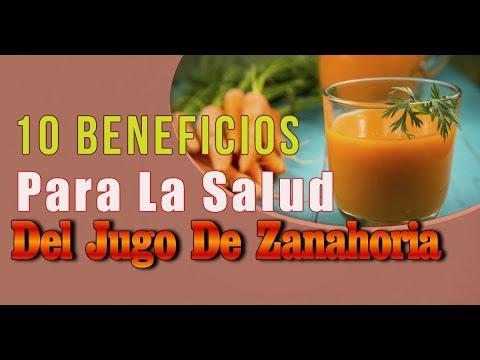 10 Beneficios Para La Salud Del Jugo De Zanahoria