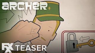 Archer | Season 9: Shelter Teaser | FXX