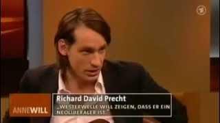 Richard David Precht zu Hartz IV