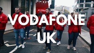 VODAFONE UK x MONSTER OUTDOOR