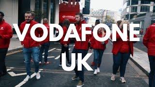 VODAFONE UK x MONSTER OUTDOOR