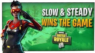 Fortnite - Slow and steady wins the game! - November 2018 | DrLupo