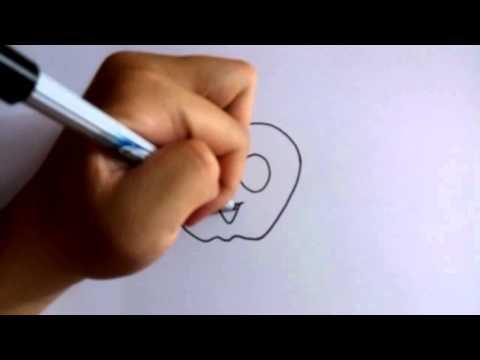 วาดการ์ตูนกันเถอะ สอนวาดการ์ตูน แอปเปิ้ล