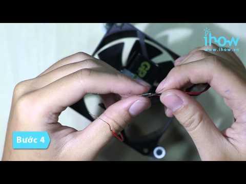 Cách làm nhện robot