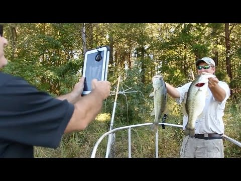 """Growing Big Bass: """"Shock and Stock"""" - The Management Advantage"""