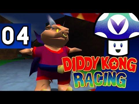 [Vinesauce] Vinny - Diddy Kong Racing (part 4)