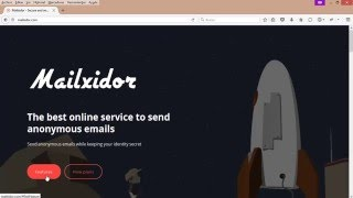 Send anonymous email and bulk email with mailxidor