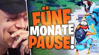 5 Monate Fortnite Pause ... | SpontanaBlack