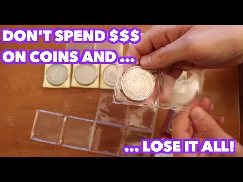 Coin Collectors: This Information Will Save You THOUSANDS $$$