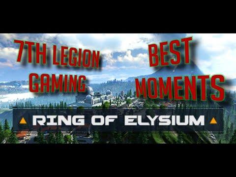 7th Legion Gaming Roe Montage - sP0rGet |