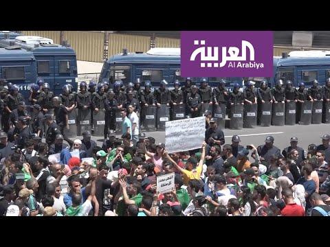 مئات الطلاب يتظاهرون رفضا للحوار الذي دعا إليه الرئيس الجزائري المؤقت  - 23:53-2019 / 6 / 11