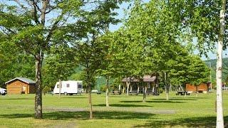 二風谷ファミリーランドオートキャンプ場 北海道のキャンプ場