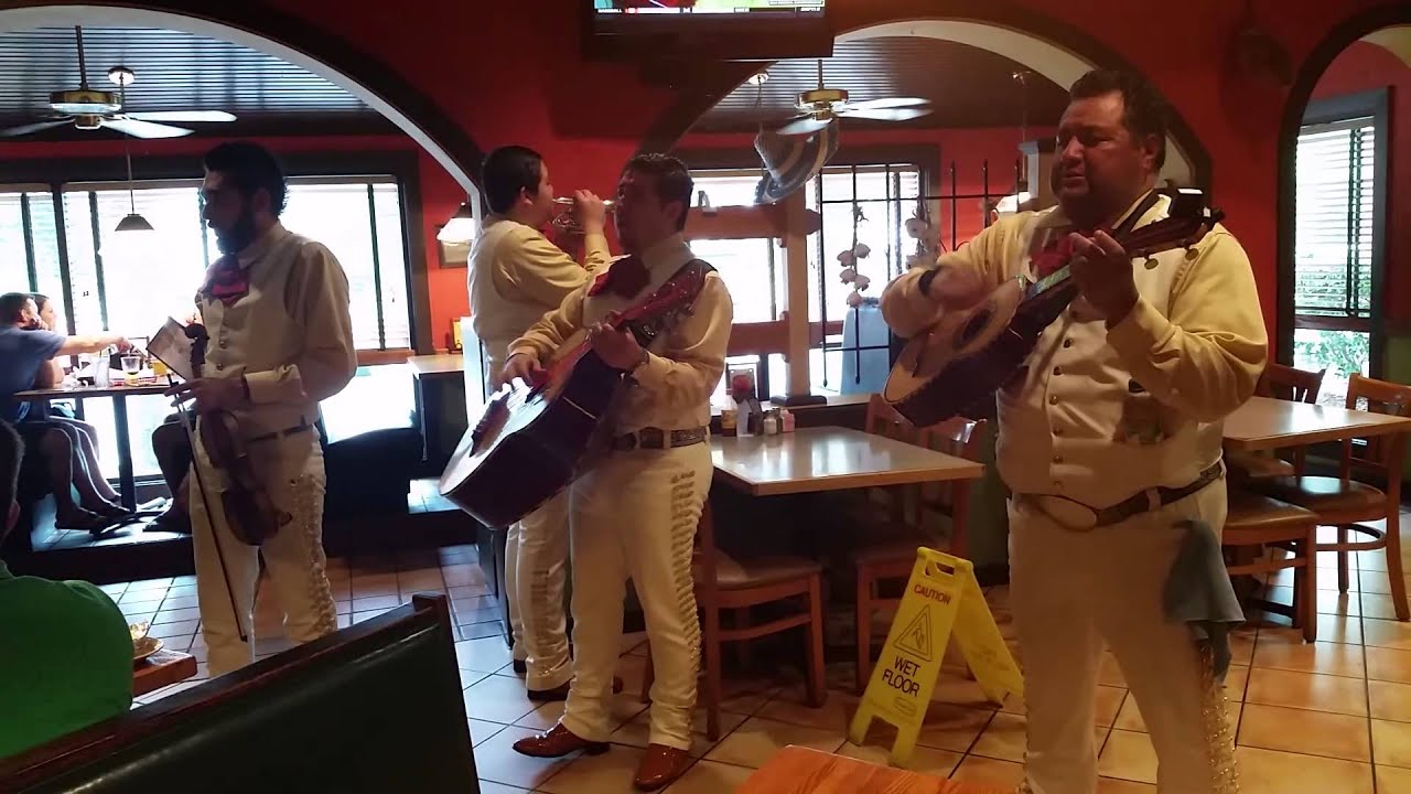 Mexican Restaurant Live Music
