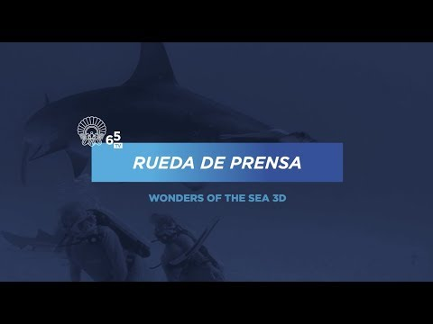 Press Conference ''Wonders of the Sea 3D'' (O.S.) - 2017