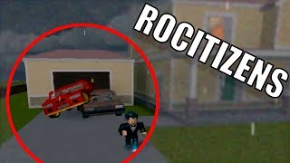 Revisiting Rocitizens! Roblox
