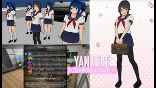 Playing the Yandere Simulator 2014 Prototype | Yandere Simulator