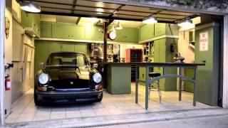 Garage Shelving Design