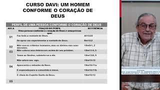 Davi e Golias - 05/14 - Davi, um homem conforme o coração de Deus