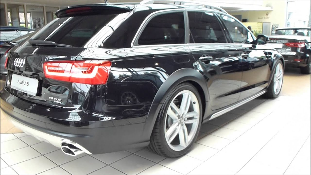 2015 audi a6 39 39 allroad 39 39 quattro exterior interior 3 0. Black Bedroom Furniture Sets. Home Design Ideas