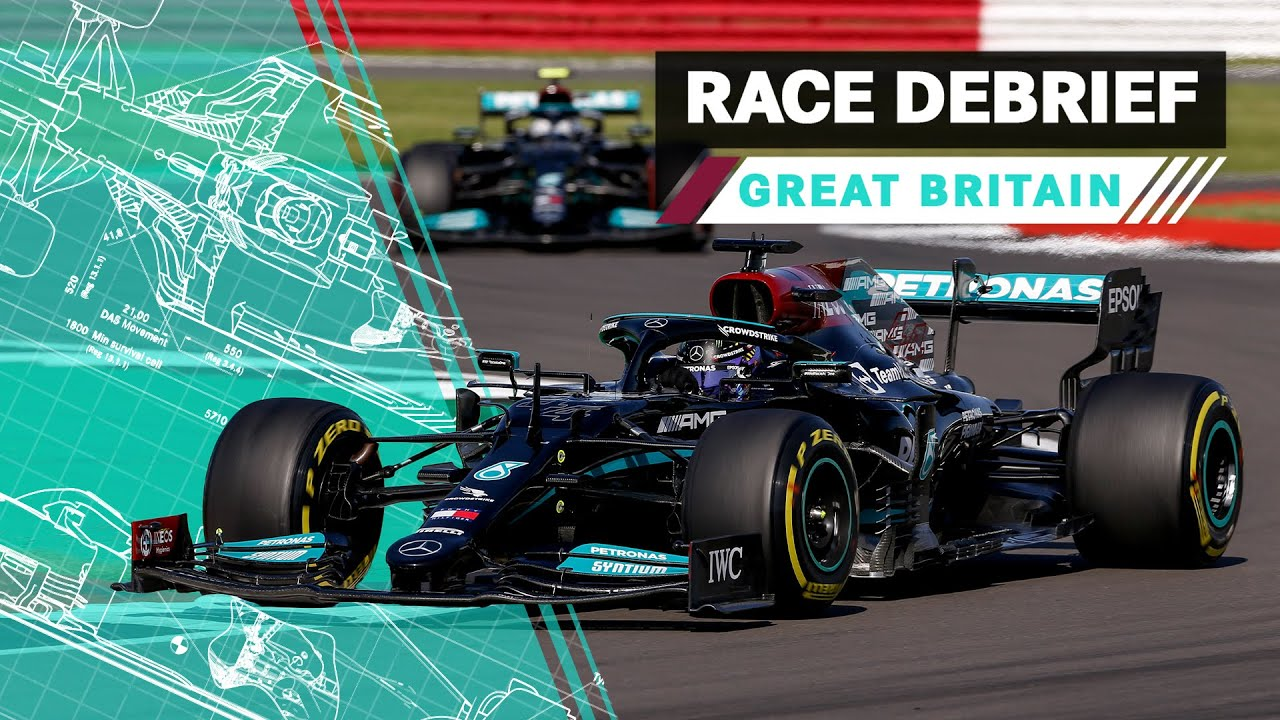 First Lap, Upgrades & More | 2021 British GP F1 Race Debrief
