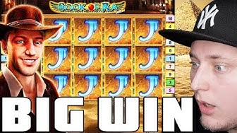 BIG WIN BOOK OF RA DELUXE SLOT! (Online Casino Slots Highlights!)