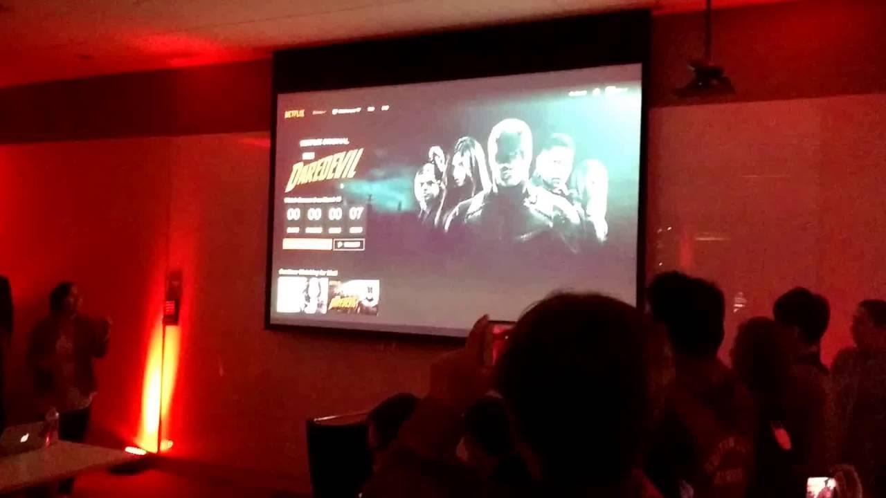 Inside the Netflix war room for the launch of Daredevil Season 2 ...