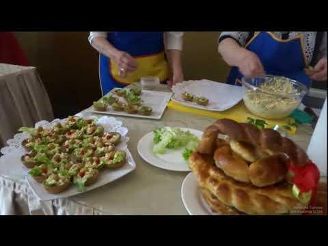 Кулинарный поединок в ресторане Россия  города Советска