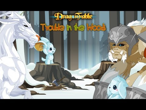 Dragonfable: Trouble in the Woods