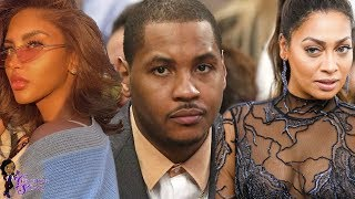 Carmelo Anthony Caused La La Anthony's Return To Therapy After Being Caught With Sidechick