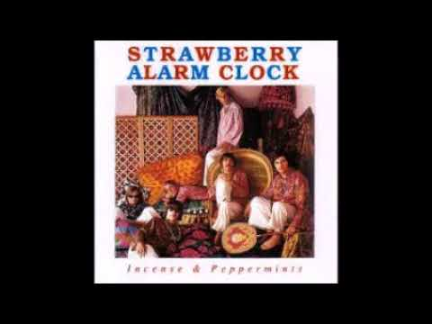 STRAWBERRY ALARM CLOCK INCENSE AND PEPPERMINTS by Salvador Arguell