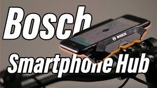 Das neue Display für Bosch-Motoren - Das Bosch Smartphone Hub - vit:bikesTV
