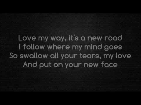 The Psychedelic Furs - Love My Way (Lyrics)
