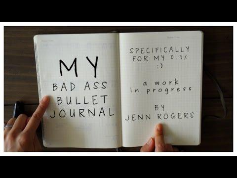My Bullet Journal   Jenn Rogers