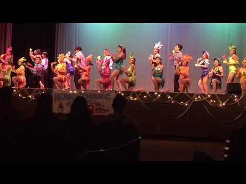 Anaheim high school dance performance
