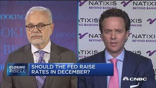 Fed needs to be careful about moving further in 2019, expert says