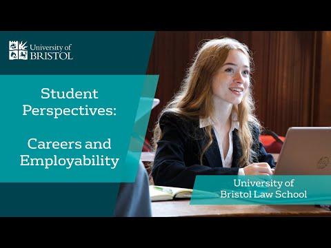 Student Perspectives - Careers - University of Bristol Law School