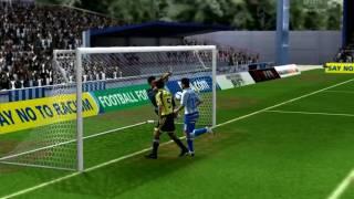 Gol en FIFA10 PC