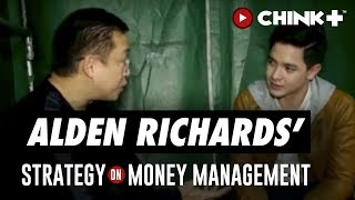 ALDEN RICHARD'S STRATEGY ON MONEY MANAGEMENT
