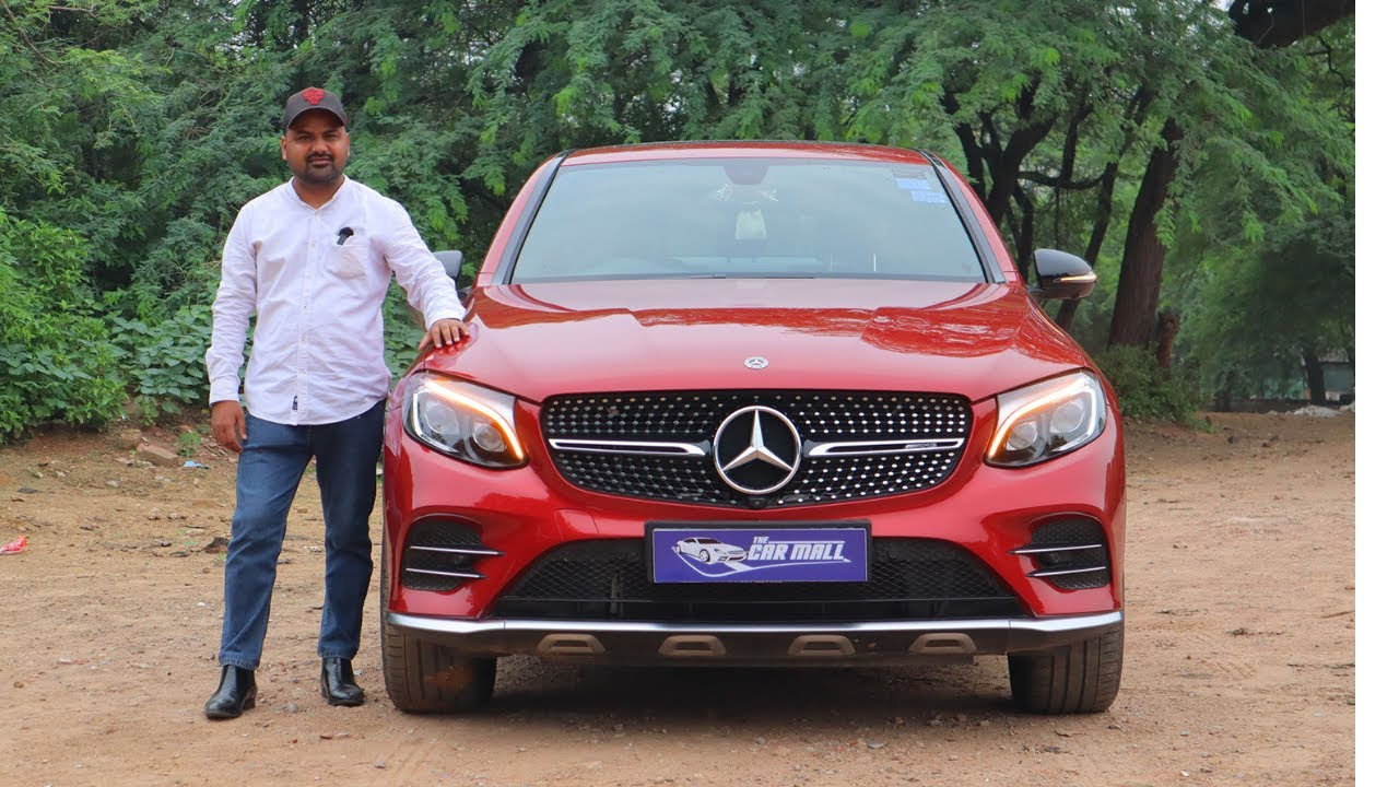 AMG GLC43 Coupe 4MATIC For Sale 🔥    MCMR