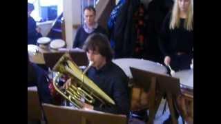 A Little Winter Fanfare (played by Eesti All Stars 4/13/2013)