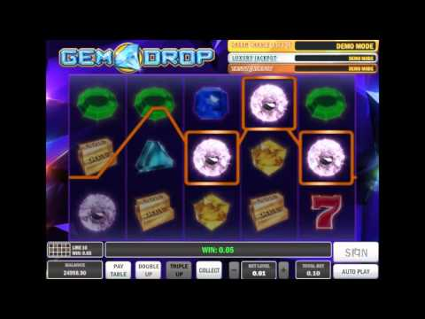 Gem Drop™ - Onlinecasinos.Best