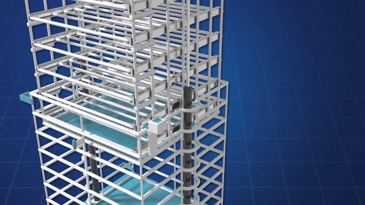 Leighton Klassen Freezer Chest Elevating Shelf Storage